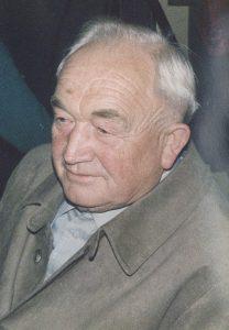 Heinrich Tenk * 22.04.1918 † 25.05.1987