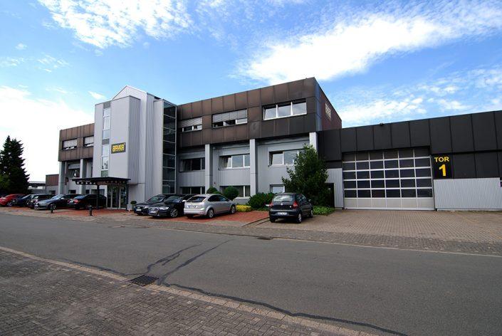 Bürogebäude 2016