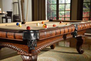 Billard spielen auf hochwertigen Tischen ist ein anspruchsvoller Sport