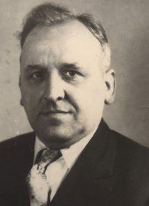 Firmengründer Aloys Schmeing geboren: 16.02.1914 gestorben: 22.06.1967