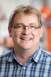 Marktleiter Manfred Lensing