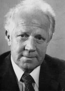 Werner Deelmann *07.04.1927 gestorben: 01.02.1986