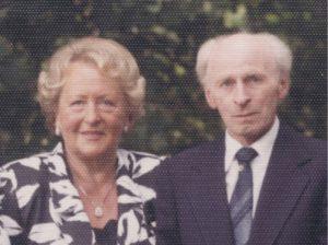 Heinrich Hövel (1920 - 1991) Margret Hövel (1926 - 1994)