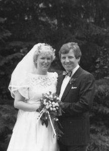1979 - Josef und Beate Nagel
