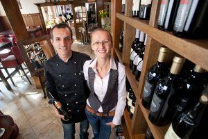 Fabio und Gosia Bettin: Italienische kreative Küche nach Südlohn gebracht