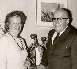 Franz und Martha Föcking