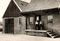 Windmühle Böckenhoff 1959