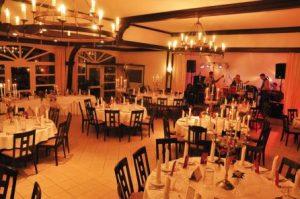 Räume für Veranstaltungen und Festlichkeiten jeder Art.