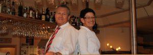Karola und Wolfgang Westerhoff führen Sicking´s Wirtshaus seit dem Oktober 2010
