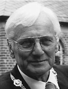 Heinz Röttger (1929 - 2011 Geschäftsführer von 1960 bis 1993