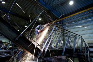 Präzise und mit neuester Schweißtechnik wird bei GTM seit 1986 gefertigt