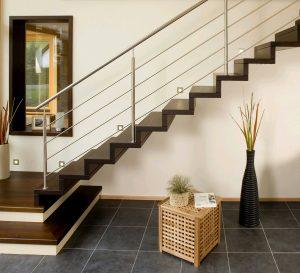 In der modernen Architektur ist diese Treppe nicht mehr wegzudenken.