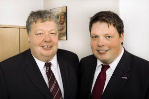 Versichern heißt verstehen, das wird gewährleistet von Rolf & Hendrik Lukas