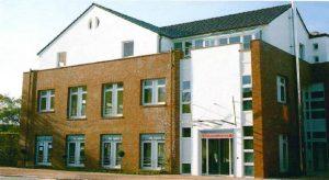 1997 wurden die die neuen Geschäftsstellenräume an der Bahnhofstraße 4 in Südlohn bezogen