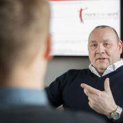 """Josef Eiting: Firmengründer und ein """"Mann der Praxis"""""""