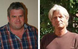 Dieter Siems und Bernd Buderus  eröffneten 1994 das Senioren- und Kurzzeitpflegeheim St. Niklas