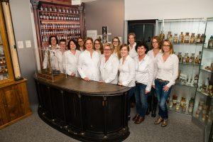 Das Team der Engel Apotheke