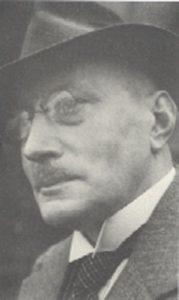 Hermann-Josef Breuer führte die Apotheke von 1905 - 1941