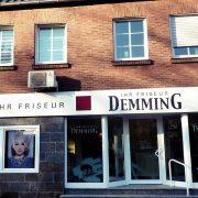 Seit 1952 am Standort Eschstraße 5: Demming - Ihr Friseur!