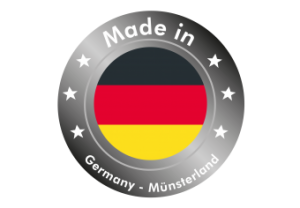 Made in Südlohn / Germany.