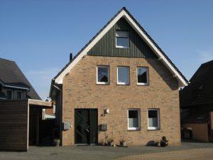 Einfamilienhaus in Borken-Weseke - erbaut vom Baugeschäft Terbrack