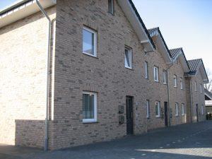8 Wohneinheiten in Borken - erbaut vom Baugeschäft Terbrack.