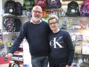 Frank und Heike Bischop führen das Geschäft mit Engagement, Fachkenntnissen und Beratung - das zeichnet ein