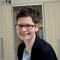 Prokuristin Andrea Lüdiger kümmert sich um organisatorischen und kaufmännischen Abläufe