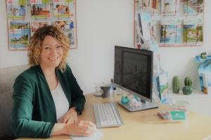 Christina Meyer-Borghorst eröffnete im Januar 2018 ihr Reisebüro in Oeding und macht aus individuellen Kundenwünschen eine Traumreise